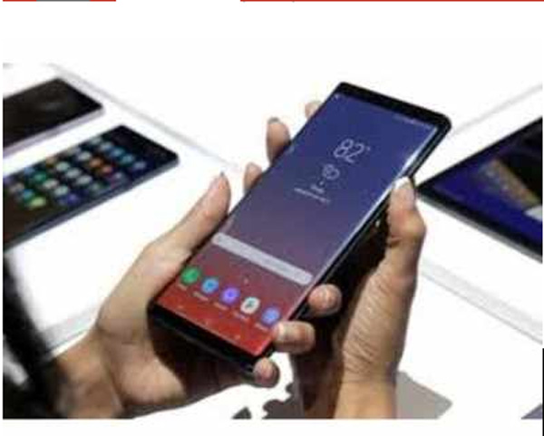 Samsung 'Best Days' Valentine's Day offer: Rs 7,000 off on Galaxy S9+, Galaxy Note 9 deals, Kochi, News, Business, Technology, Mobile Phone, Kochi, Kerala.