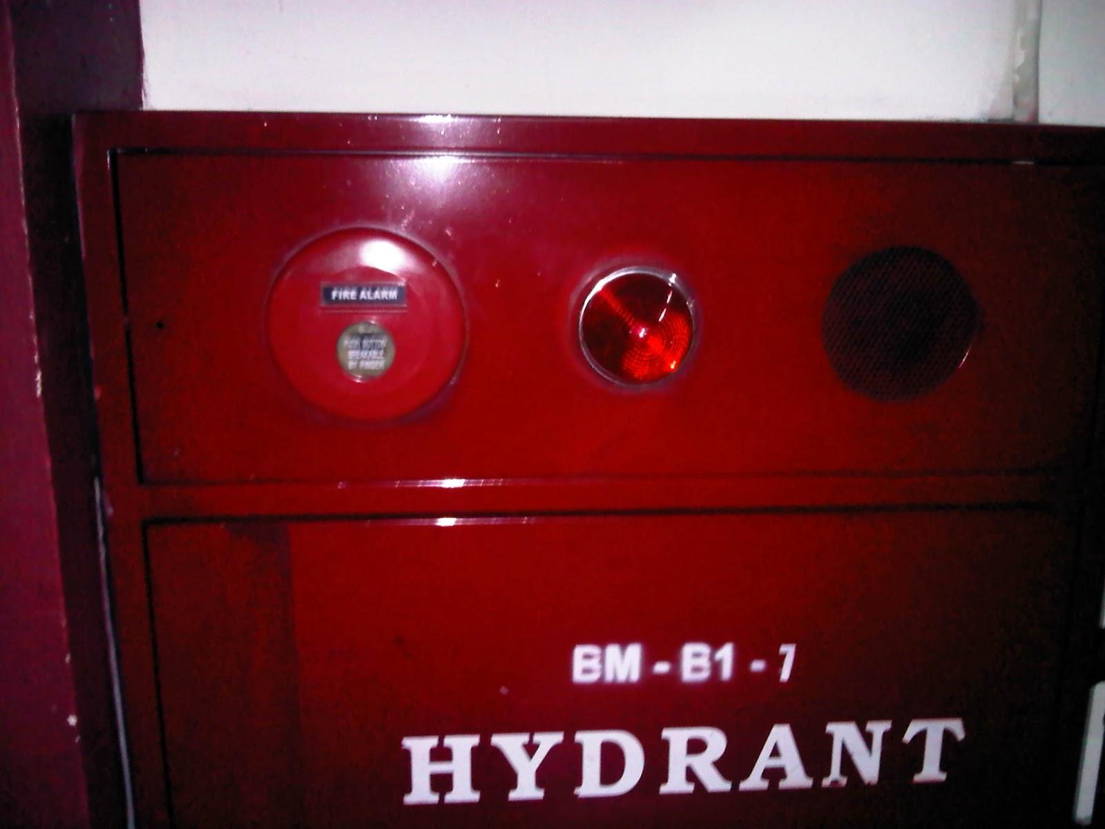Jasa Perbaikan Fire Alam Di Hydrnat Box Indoor type