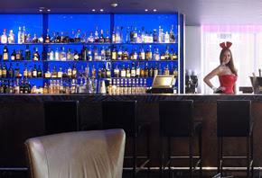 Inside the Playboy Club in London