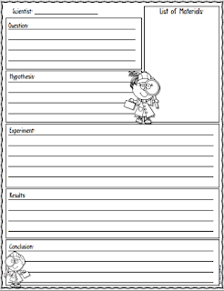 Free Scientific Form for Science Experiments