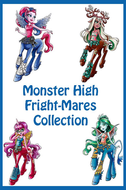Monster High Fright-Mares Collection