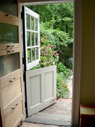 Pictures Of Wooden Dutch Door