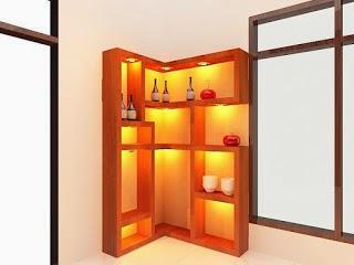 desain Kitchen Set dan Real Minibar 02