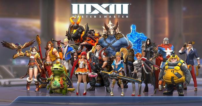 Master X Master - Founder's Packs Revealed