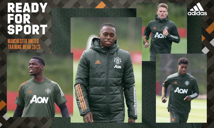 Manchester United 20 21 Training Kit Released Footy Headlines