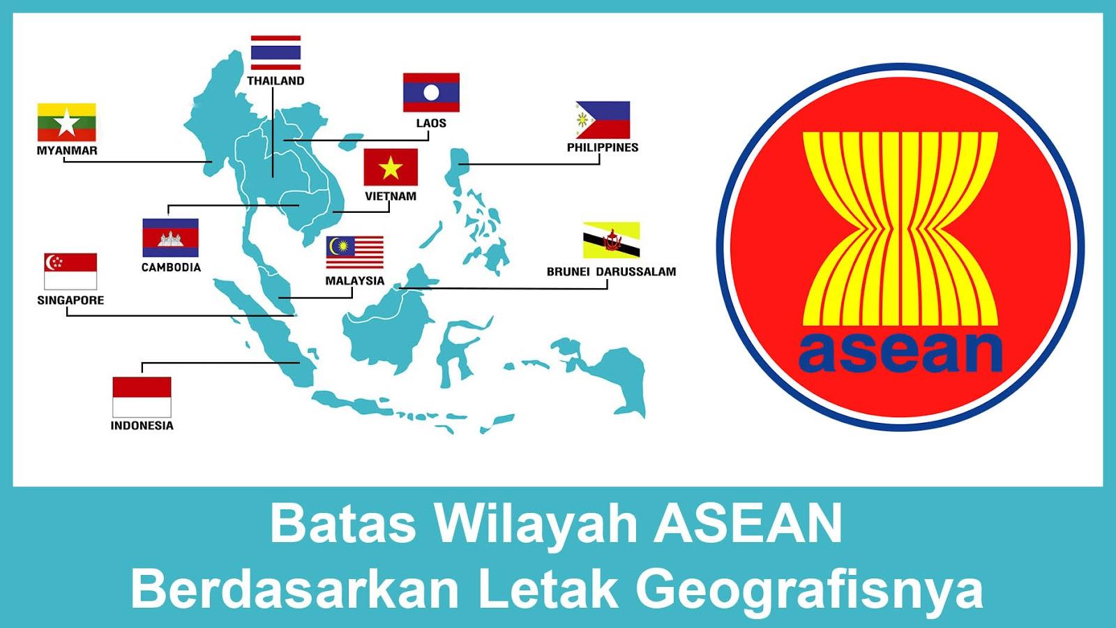 Sebutkan Batas Sebelah Selatan Wilayah Asia Tenggara Sebutkan Mendetail