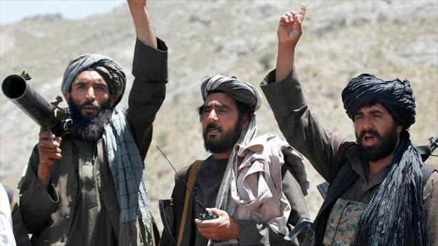 Talibán rechaza alegatos de EEUU de recibir armas de Irán