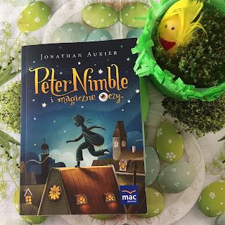 Jonathan Auxier - Peter Nimble i magiczne oczy.