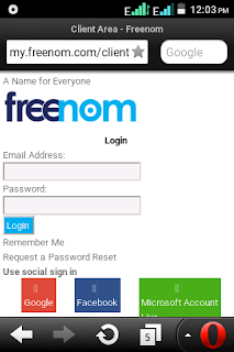 how to get free domain