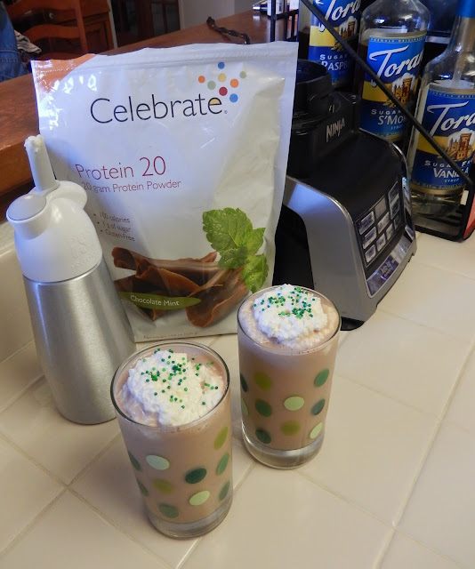 Chocolate%2BMint%2BProtein%2B20%2BShakes Weight Loss Recipes Chocolate Mint Protein Balls and Shakes