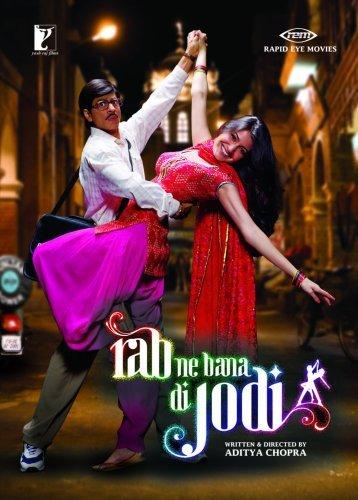 Poster Of Rab Ne Bana Di Jodi 2008 720p Hindi BRRip Full Movie Download
