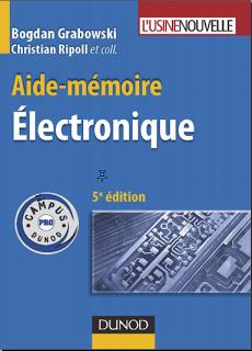 Télécharger Livre Gratuit Aide Mémoire Électronique pdf