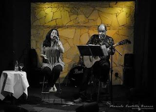 """CLAUDINHA TELLES  apresenta seu Show  """"BOSSA & BALANÇO""""  na Sala Municipal Baden Powell em Copacabana"""