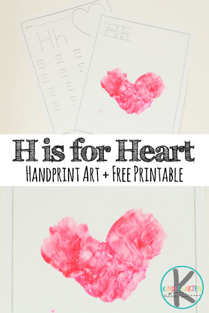 H is for Heart