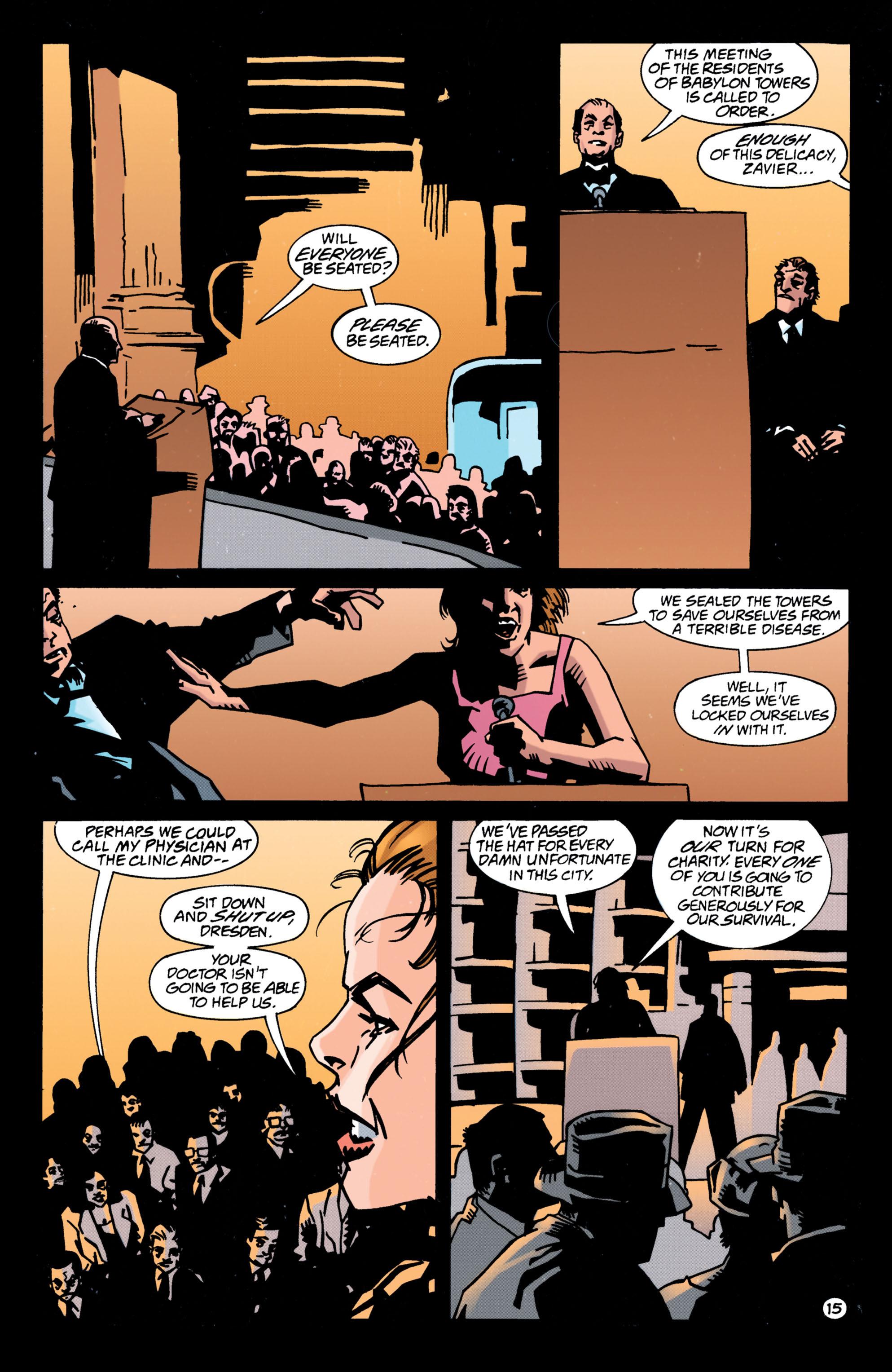 Detective Comics (1937) 695 Page 14