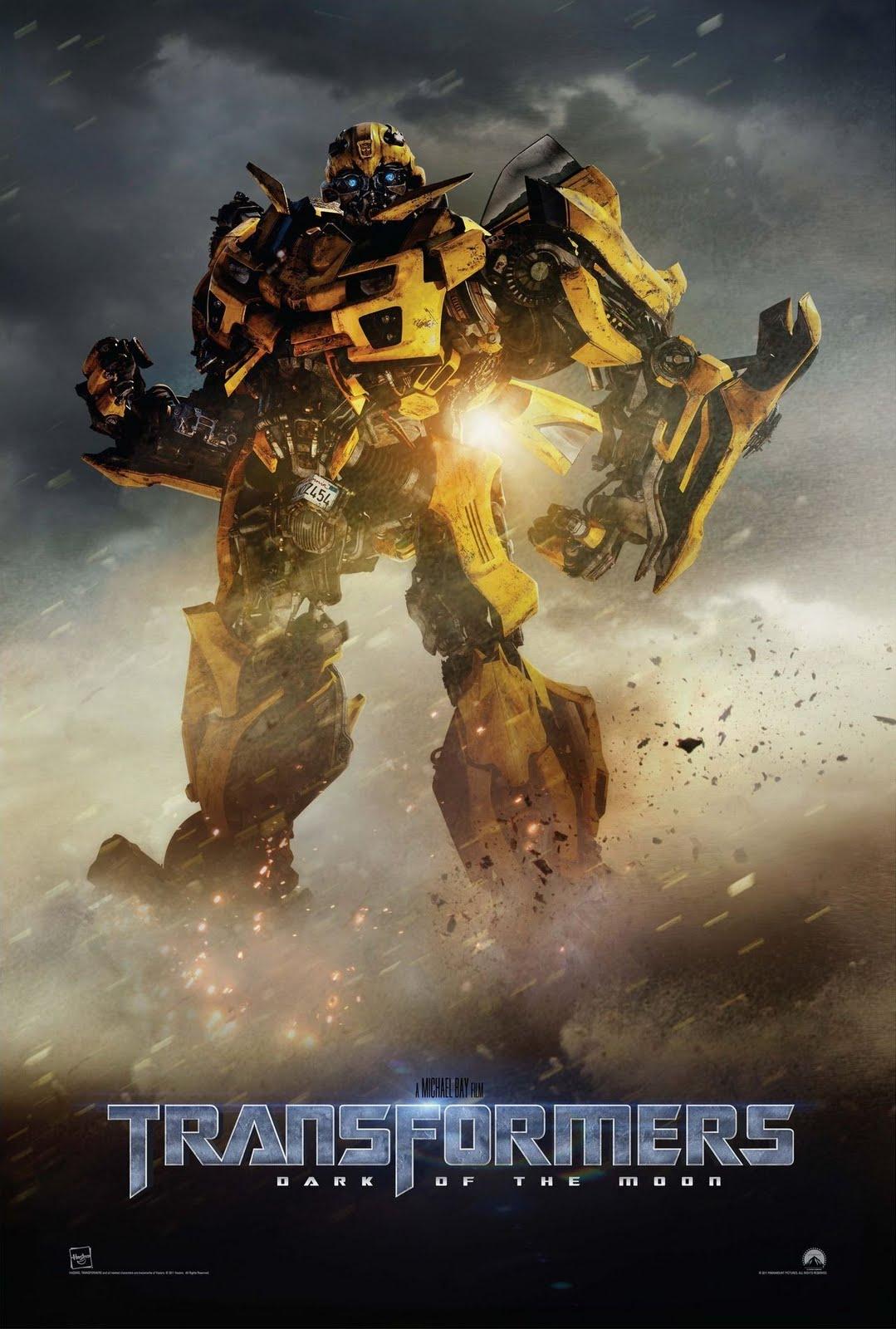 bumblebee transformers 3 : teaser trailer