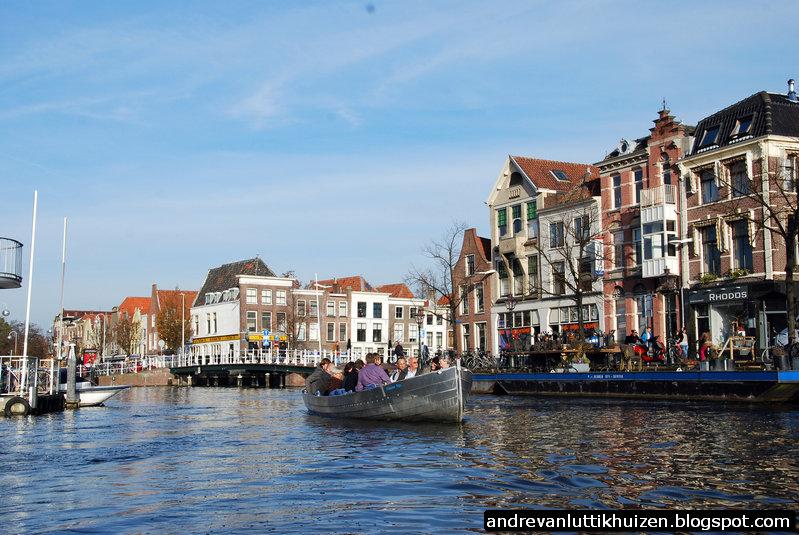 Leiden: stad van ontdekkingen