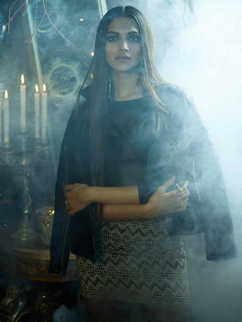 Deepika padukone new photoshoot 2017