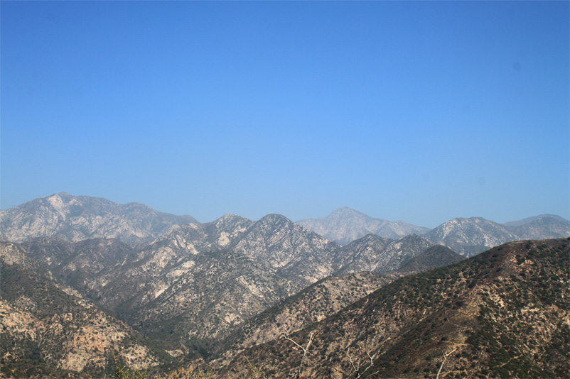 Los Angeles Mountains