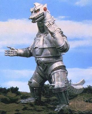Mechagodzilla 2012 Future War Stor...
