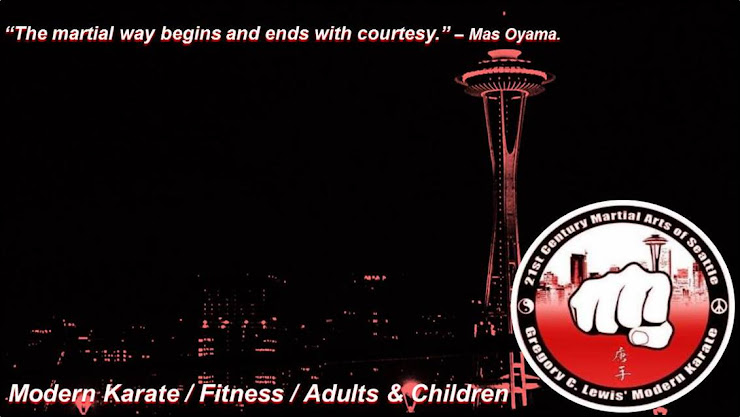 21st Century Martial Arts of Seattle.