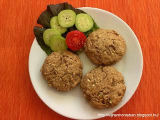 gluténmentes pogácsa, életszómentes és gluténmetnes pogácsa, zöldséges pogácsa, cukkinis pogácsa