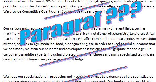 Jenis - Jenis Paragraf dan Fungsinya - Materi dan Tugas