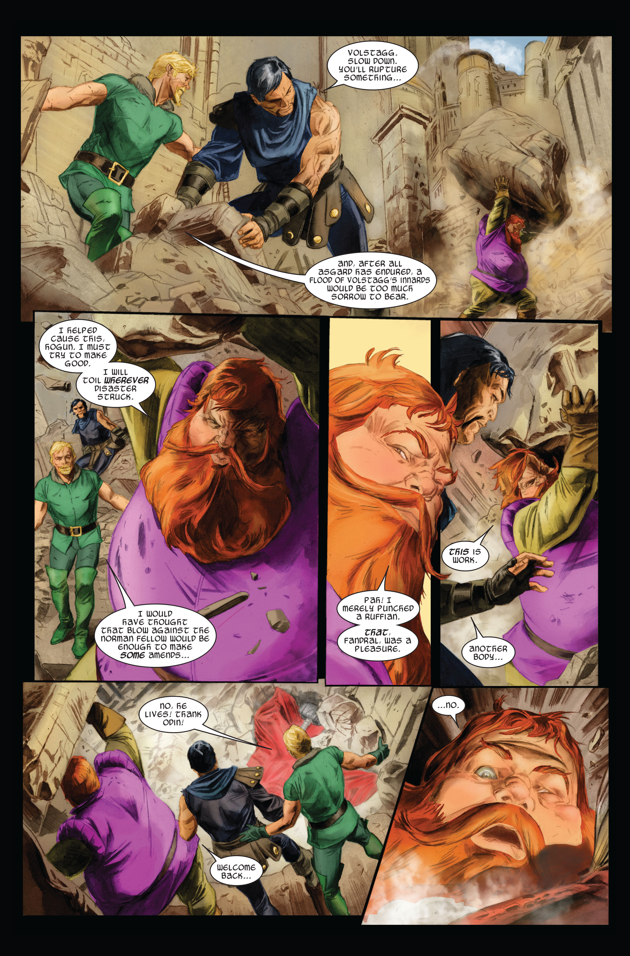 Thor (2007) Issue #610 #23 - English 11