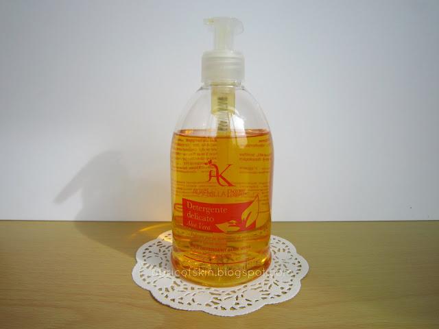 alkemilla detergente aloe