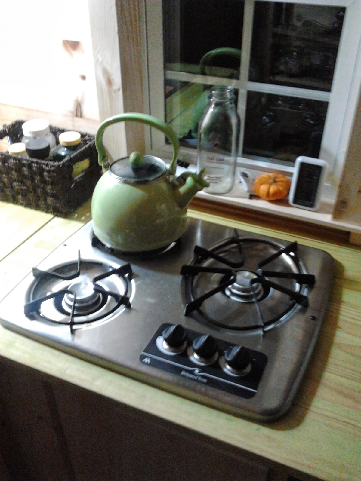 another tiny house story we have a stove top