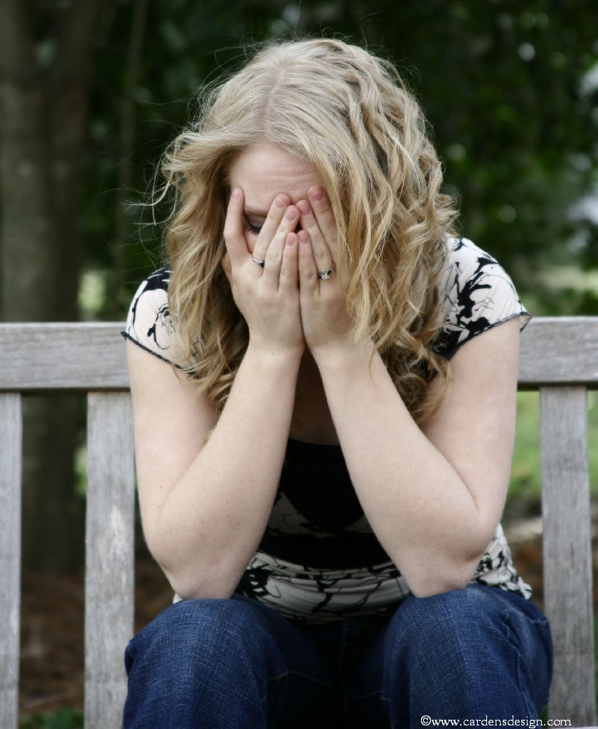 Sad Girl Face Dresses Dotcom