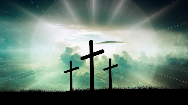 The Cross, Living from Glory To Glory Blog...