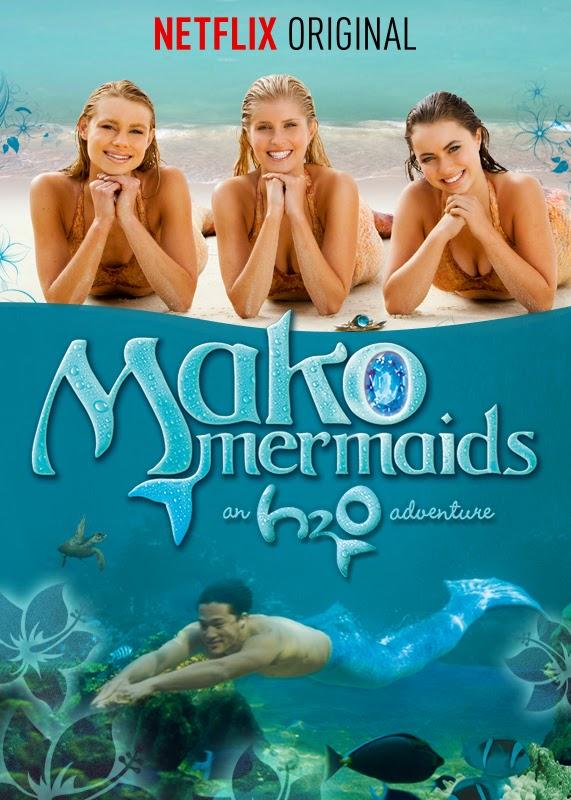 Is H2o On Netflix : netflix, BECAUSE, Mermaids,, Adventure, Netflix