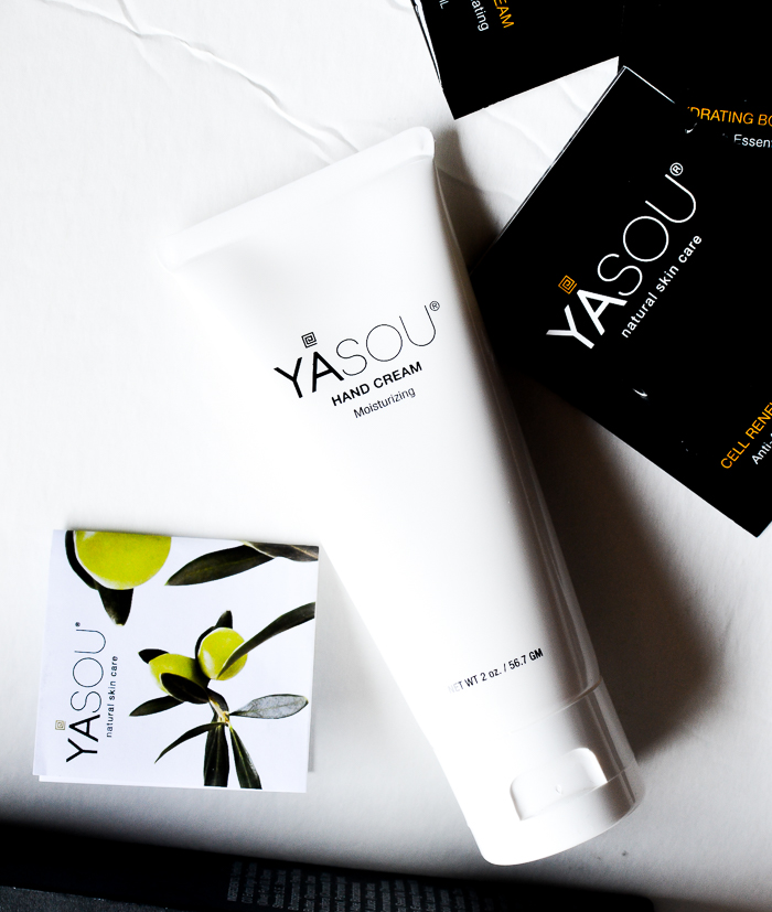 Yasou Skincare Moisturizing Hand Cream - Review