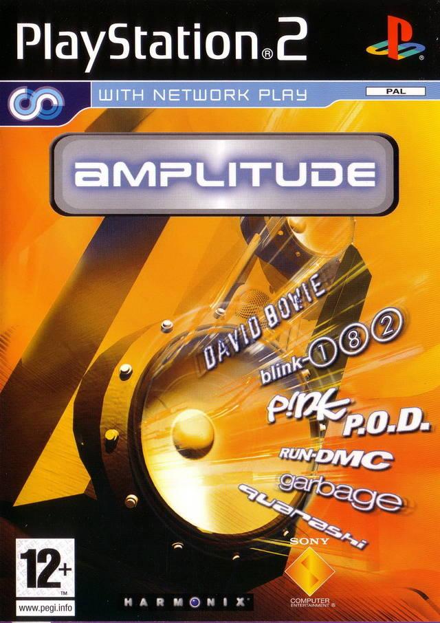 Amplitude PAL PS2