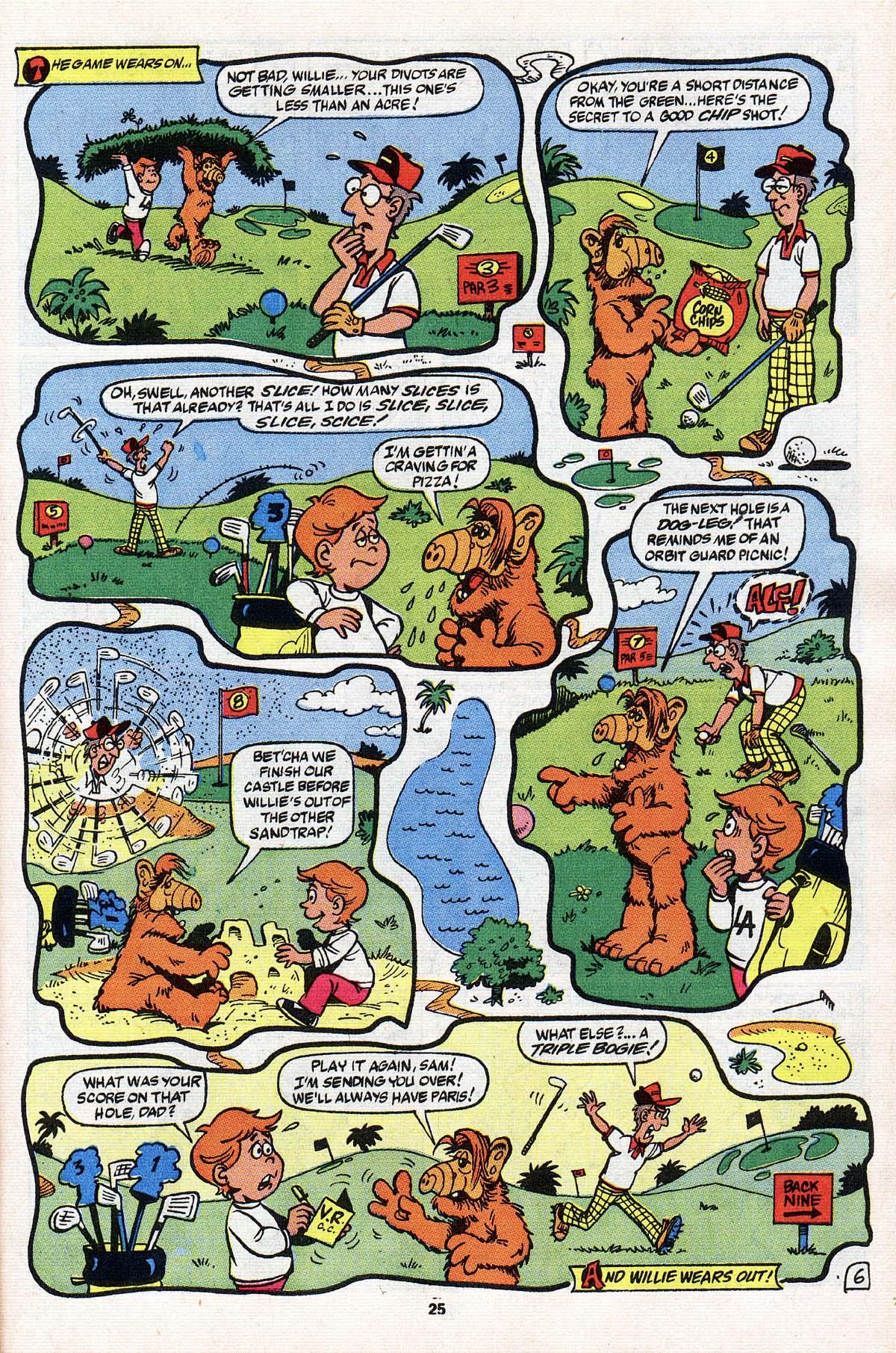 Read online ALF comic -  Issue # _Annual 3 - 23