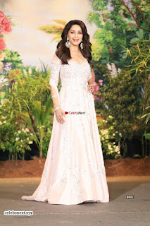 Madhuri Dixit at Sonam Kapoor Wedding Stunning Beautiful Divas ~ Exclusive