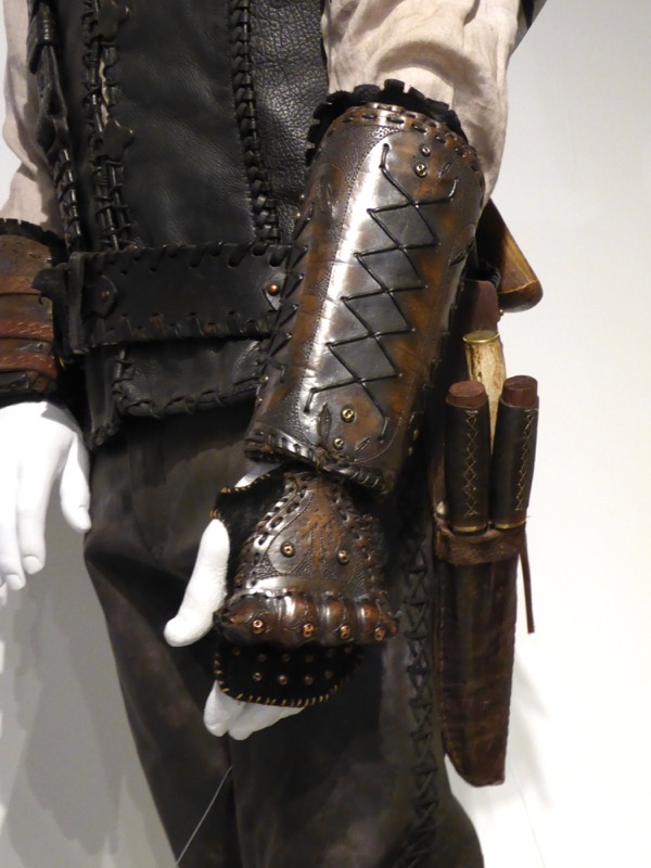 Eric Huntsman Winters War costume detail