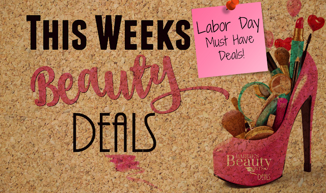 Labor Day Beauty Sale Round Up, By Barbies Beauty Bits