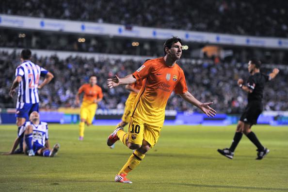 Lionel Messi Barcelona Wallpapers 2013