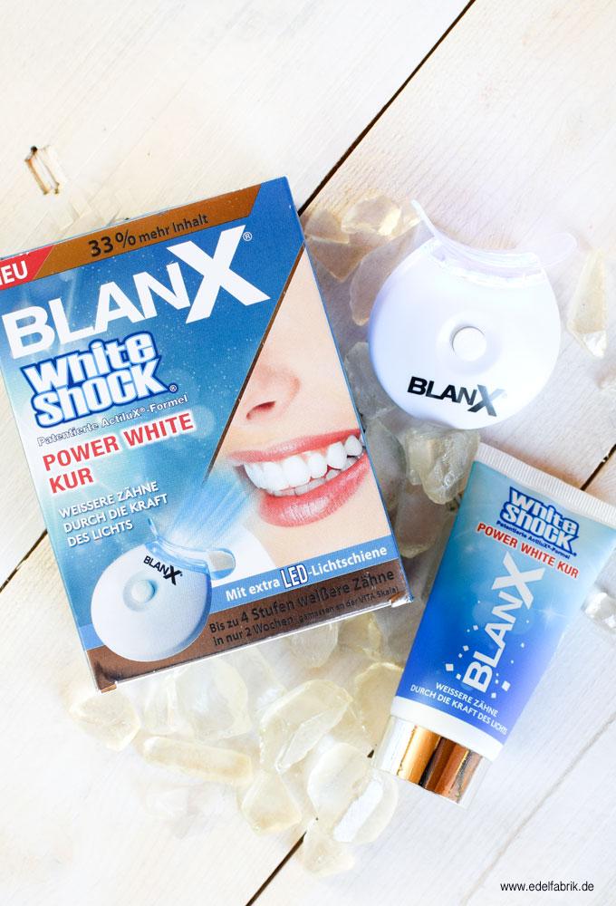 Zähne aufhellen mit Blanx, funktioniert das?