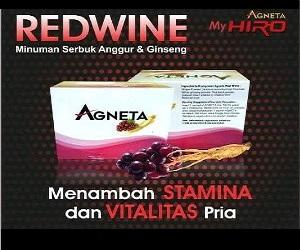 AGNETA RED WINE NEW TRICA JUS INDONESIA