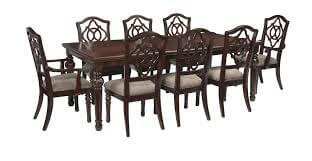 8 Seat Sommerford Dining Room Table