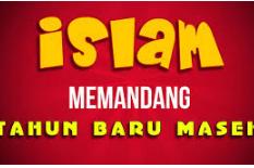 Hukum Merayakan Tahun Baru Masehi Bagi Umat Islam.
