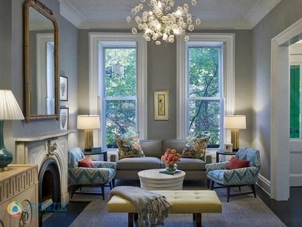DecoraciÓn de salas con lÁmparas colgantes : decoración del hogar ...