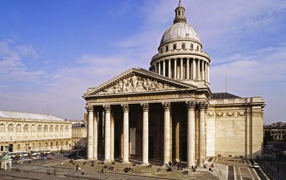 Πάνθεον - Παρίσι - Παρίσι » Ταξιδιωτικός οδηγός - Πληροφορίες ...