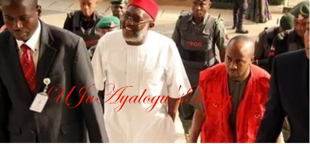 JUST IN: Embattled Olisa Metuh in massive defeat as Supreme Court throws out his appeal