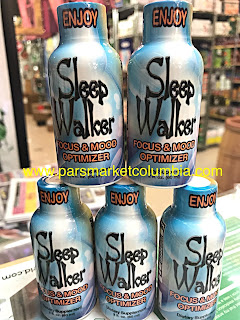 Enjoy Sleep Walker Shot for Focus and Mood Optimizer at Howard County Columbia Maryland 21045