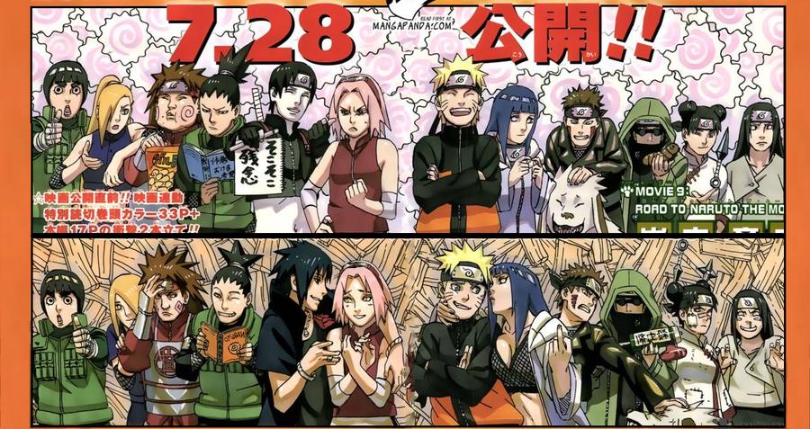 Phim Naruto Đường tới Ninja -Road to Ninja: Naruto the Movie