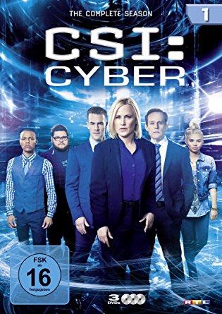 Serien, die ich mag: CSI: Cyber